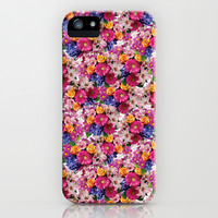 Flowers iPhone & iPod Case by Electric Avenue