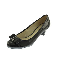 Naturalizer Womens Sweet Patent Bow Pumps