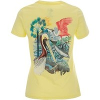 Academy - Guy Harvey Women's Gulf Mammals T-shirt