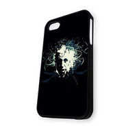Albert Einstein m Revisi iPhone 4/4S Case