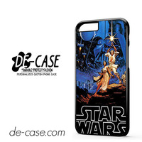 Star Wars Vintage Cover DEAL-10076 Apple Phonecase Cover For Iphone 6 / 6S