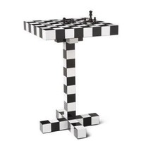 Front Chess Table