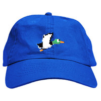 Duck Hunt Duck Dad Hat