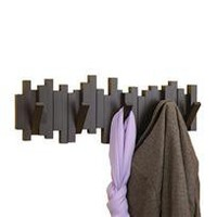 timber coat racks - a modern, contemporary coat rack from chiasso