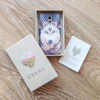 Samsung S5 Case Wolf iPhone 6 Case Galaxy S5 Case iPhone 5 Case Wolf iPhone 4 Case, Tribal iPhone 4s Case Autumn iPhone Cases Hipster iPhone