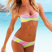Victoria's Secret Like Women Sexy Erotic Sexy Bikini Swim Suit Beach Bathing Suits _ 1360