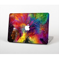 The Mixed Neon Paint Skin Set for the Apple MacBook Pro 15""