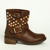 Studded Boots - LoveCulture