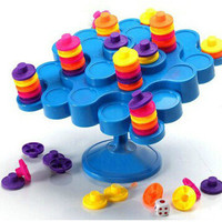 Topple Balance Game Don't Let Topple Topple As You Try To Score Points Kids Children Great Family Activity Board Game