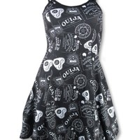 Liquorbrand | Ouija Strap Dress - Tragic Beautiful buy online from Australia