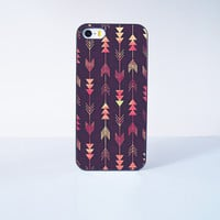 Arrow Collection   Plastic Case Cover for Apple iPhone 5s 5 4 4s 5c 6 6s Plus