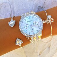 Pina Pixi Stack - (ALSO IN GOLD)