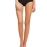 Vince Camuto Key West Style Pleated Hipster Bottom - Ebony