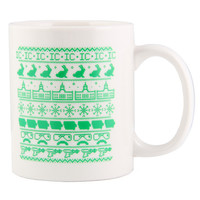 Iowa City Holiday Mug