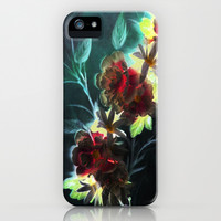 Midnight Song iPhone & iPod Case by Rokin Art by RokinRonda