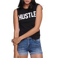 Riot Society Hustle Muscle Tee at PacSun.com