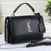 Year-End Promotion 3 Pcs Of Bags Combination (YSL Bag ,YSL Little Bag ,YSL Wallet)