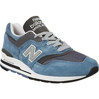 New Balance - Men's Age Of Exploration 997 Sneakers - Blue