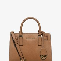 Dillon Small Saffiano Leather Satchel | Michael Kors