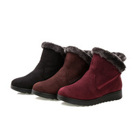 Boots UGG like short Boots in tube d0064