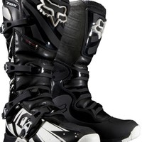 2015 Fox Racing Comp 5 Undertow Boots (10, Black)