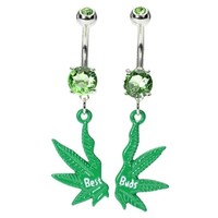 Best Buds Belly Button Rings