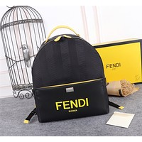 Fendi Shoulder Bag Lightwight Backpack Womens Mens Bag Travel Bagsl Bags 34-14-38CM