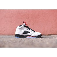 Nike GS Air Jordan 5 - Sunblush