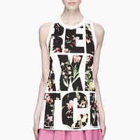 3.1 Phillip Lim Off-white 'relax' Muscle Shirt for women | SSENSE