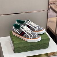 Gucci 2021Men Fashion Boots fashionable Casual leather Breathable Sneakers Running Shoes08190cx