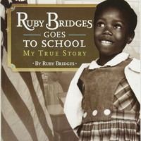 Ruby Bridges Goes to School Scholastic Readers Original