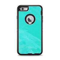 The Subtle Neon Turquoise Surface Apple iPhone 6 Plus Otterbox Defender Case Skin Set