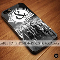 of mice men concert iPhone Case And Samsung Galaxy Case