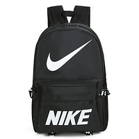 Nike Women Men Fashion Leather Shoulder Bag Handbag Backpack