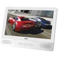 "Zeki 9"" Android 5.1 Quad-core 8gb Tablet With Dvd Player"