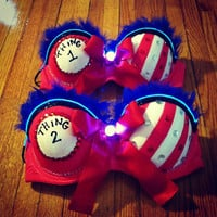 Light Up Bra Set // Thing Set