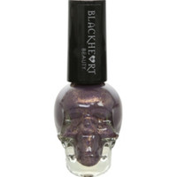 Blackheart Purple Gold Iridescent Nail Polish