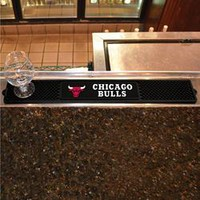 Chicago Bulls NBA Drink Mat (3.25in x 24in)