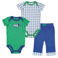 Yoga Sprout 2 Bodysuit and Pants Set | Affordable Infant Clothing