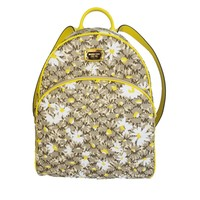 Michael Kors ABBEY Large Backpack, Citrus