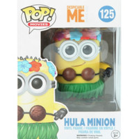 Funko Despicable Me Pop! Hula Minion Vinyl Figure