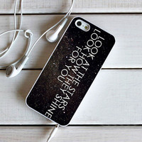 Coldplay The Scientist Quotes iPhone 5C Case Sintawaty.com