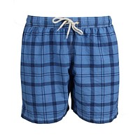 The John Short in Blue by Barbour