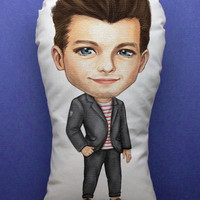 One Direction -Louis Tomlinson Pillow Doll