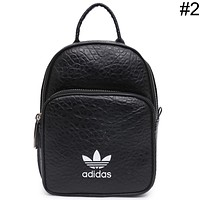 ADIDAS Clover Mini Girl Backpack Backpack Backpack Outdoor Travel Bag F-A30-XBSJ #2