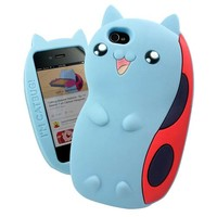 Bravest Warriors iPhone 4 and 4s Catbug Cell Phone Cover - Crowded Coop - Bravest Warriors - iPhone Accessories at Entertainment Earth