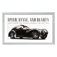 Eichholtz Speed, Style and Beauty Print