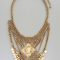 Alhambra Gold Necklace