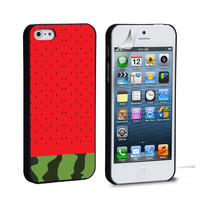 Water melon iPhone 4 5 6 Samsung Galaxy S3 4 5 iPod Touch 4 5 HTC One M7 8 Case