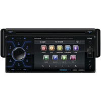 Boss Audio BV7464B 4.6 1-DIN In-Dash Drop-Down Car Stereo DVD Bluetooth